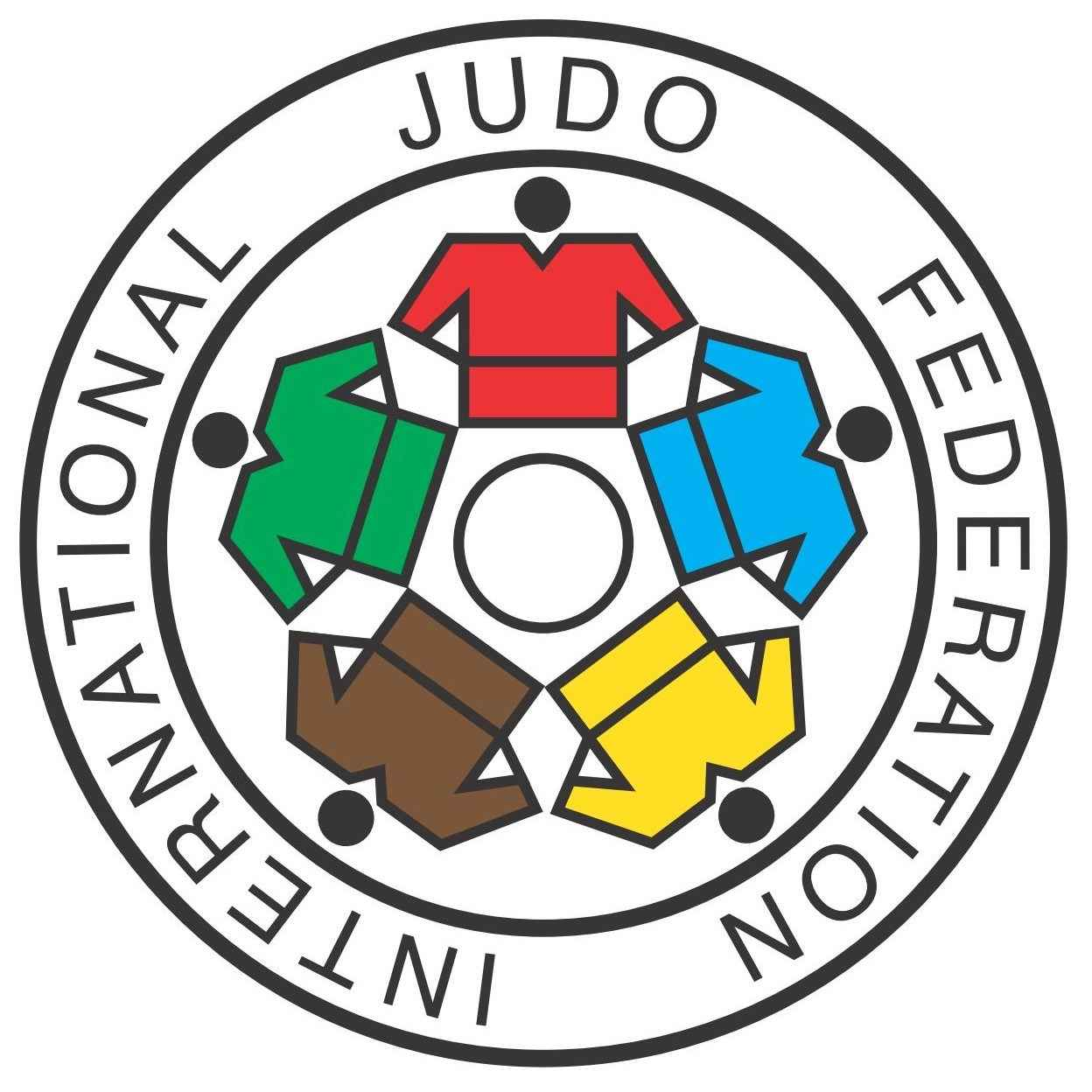 International Judo Federation IJF logo